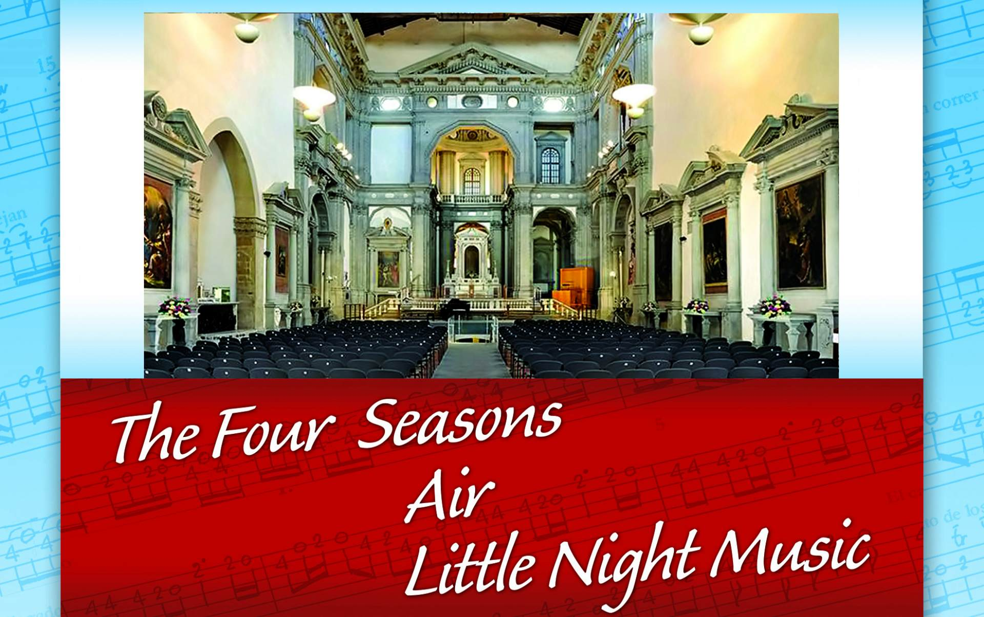 The Four Seasons - Air - Litter Night Music