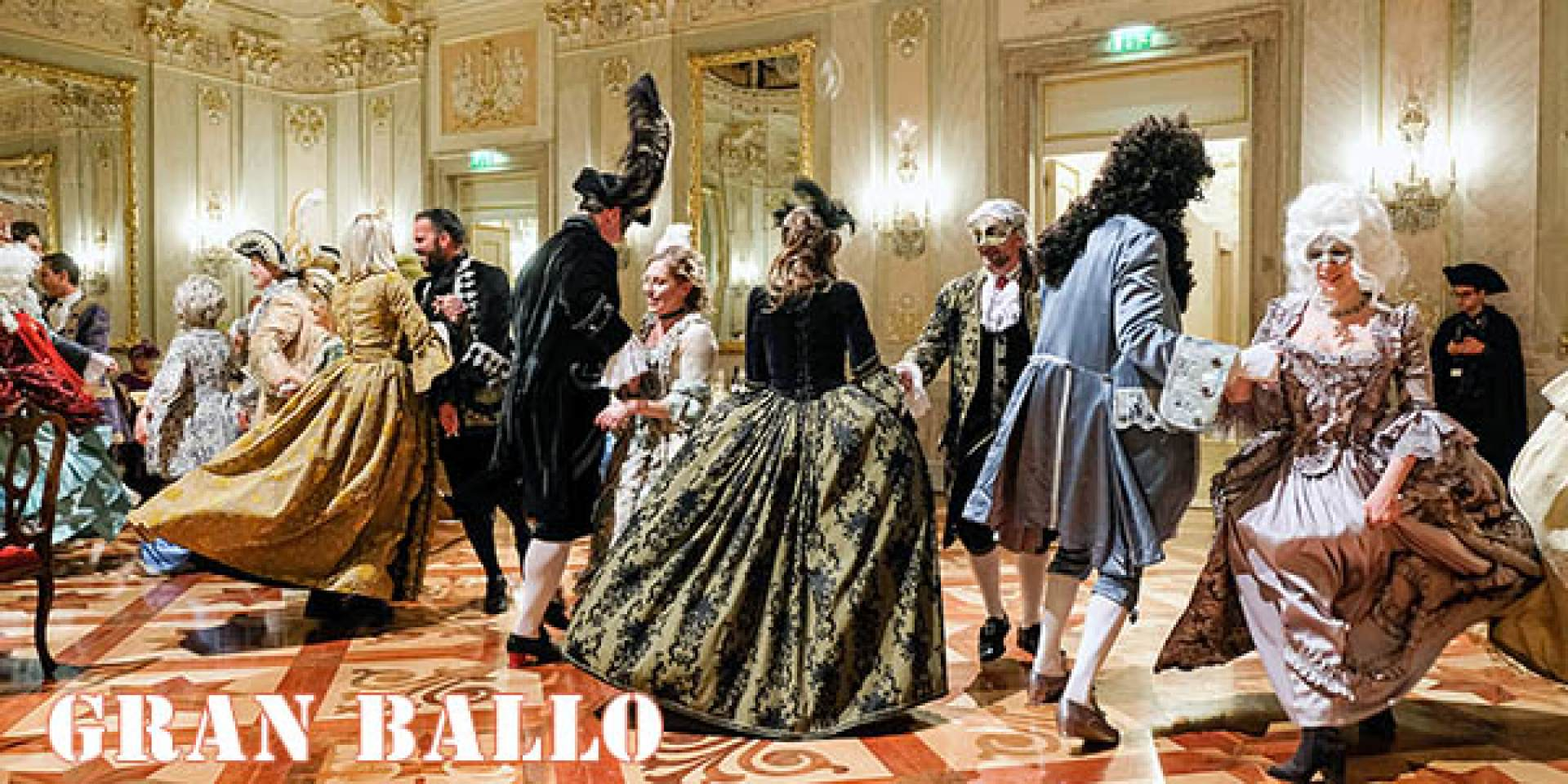Grand Ball of the Venice Carnival