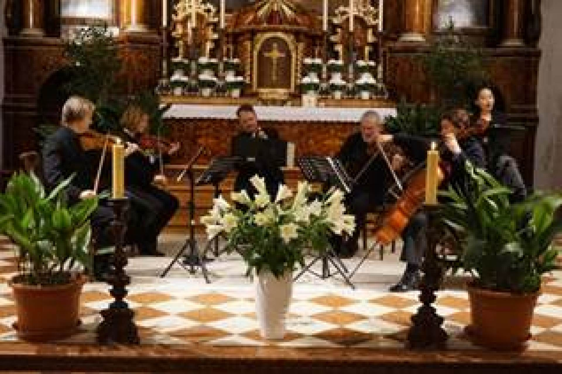 Ringing Advent in the Capuchin Church