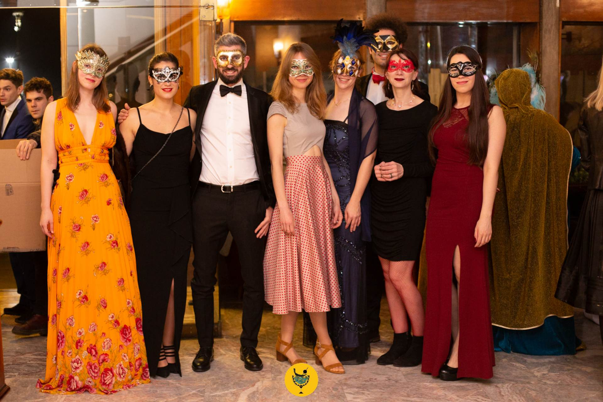 Grand Venetian Ball at Contarini dalla Porta di Ferro