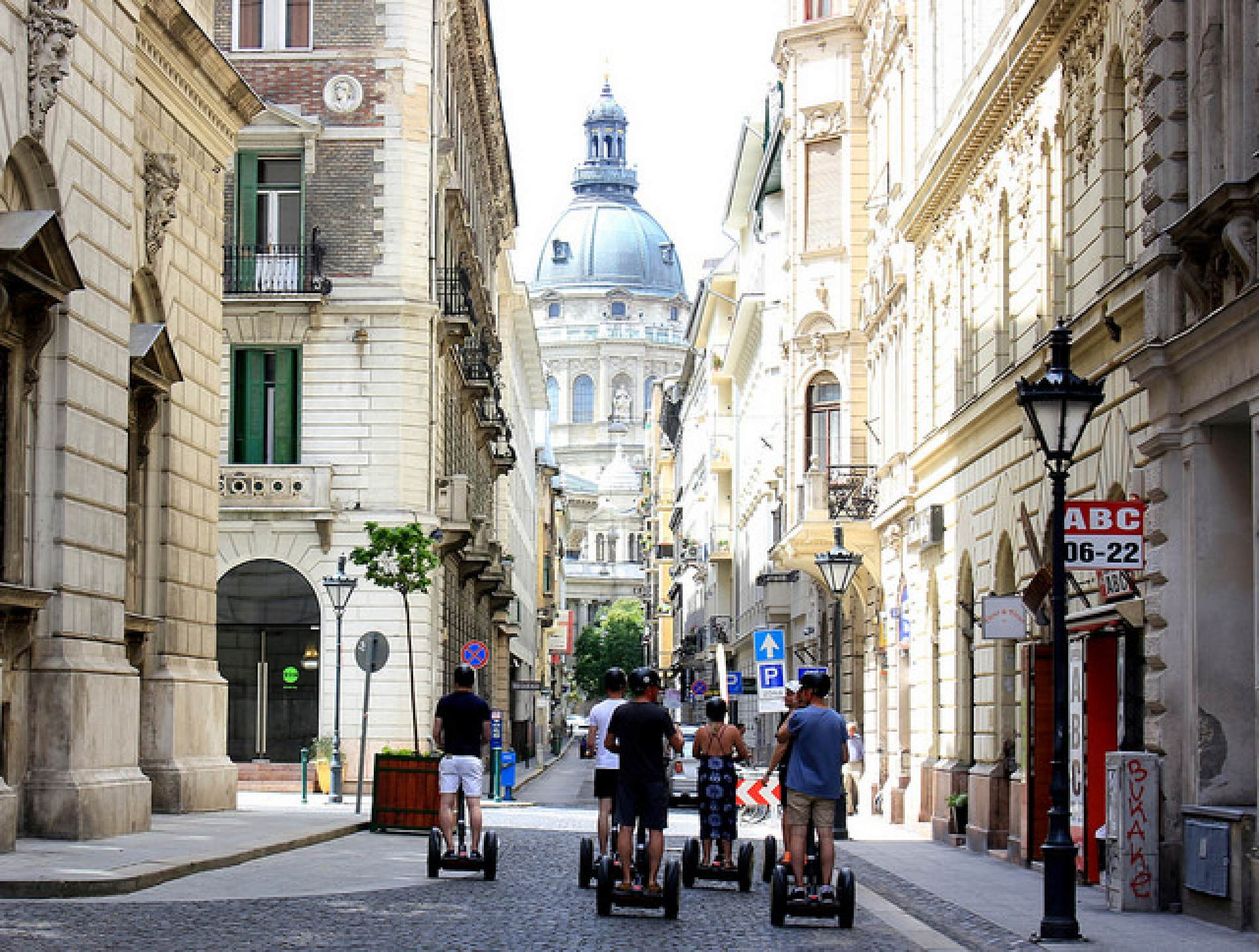 Grand City Center Segway Tour 1