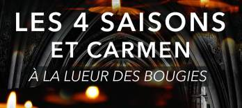 The 4 Seasons and Carmen by candlelight