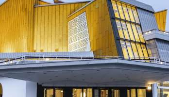 Berliner Philharmonie - Chamber Music Hall
