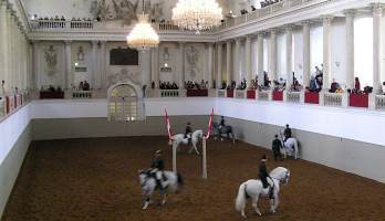 Spanish Riding School Vienna