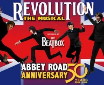Rivoluzione: The Beatles Musical di The Beatbox - Abbey Road 50th + Orchestra